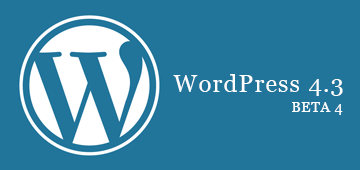 wordpress4-3-beta4